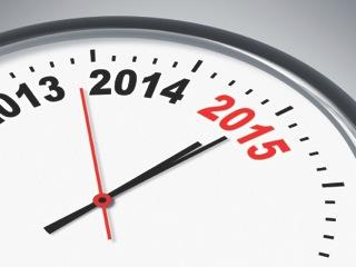 2015 clock