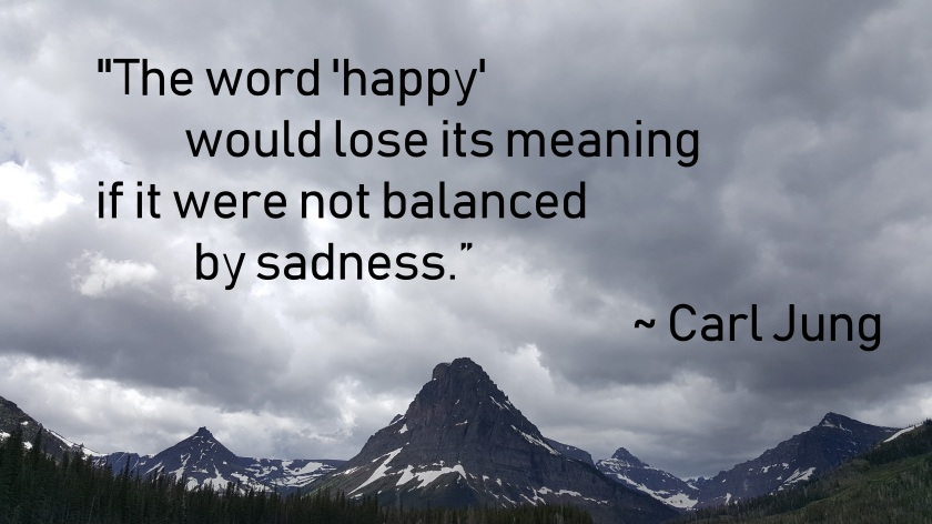 sadness - carl jung