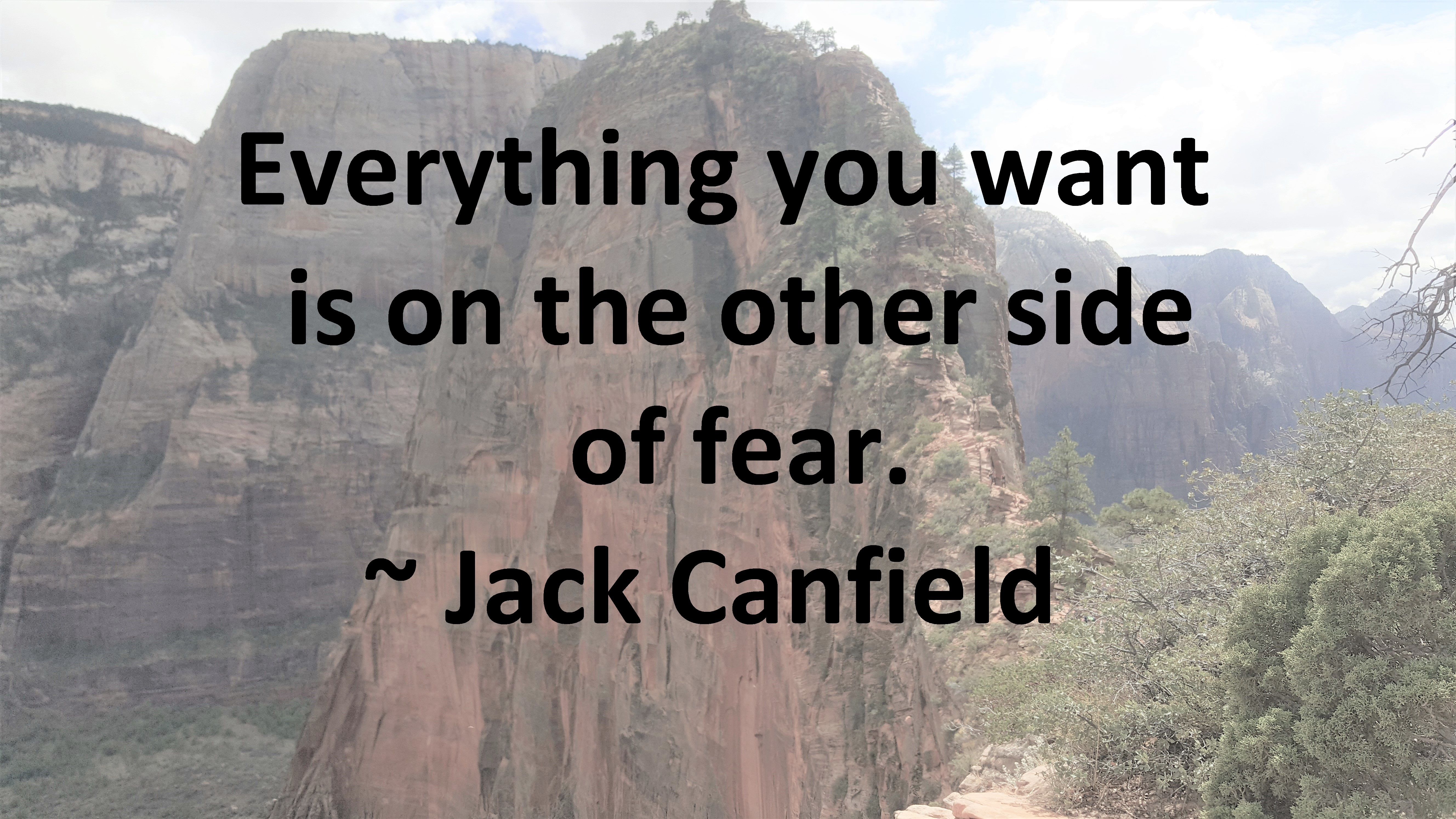 Jack Canfield - Fear