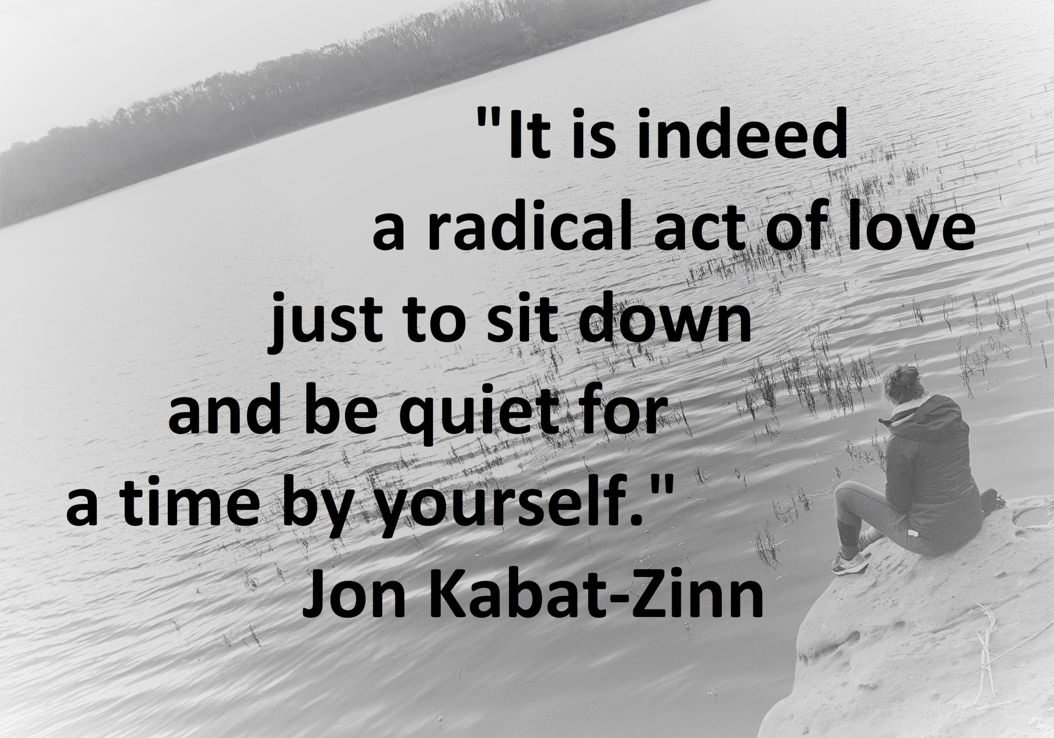 Jon Kabat-Zinn - Time By Yourself