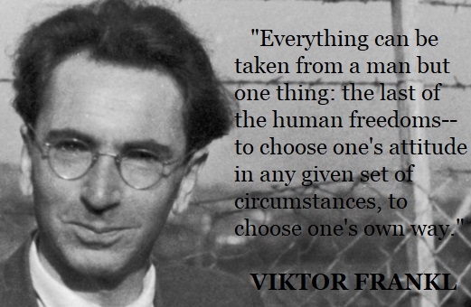 Viktor Frankl - Freedom to choose
