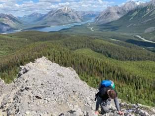 001 mountain climbing
